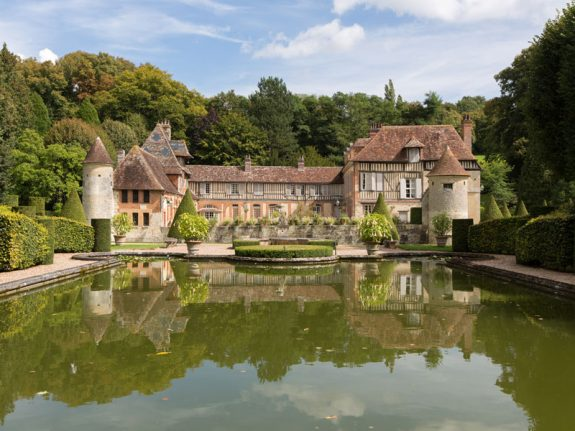 VIDEO: The 16th-century French chateau - with its own perfume garden - on sale for €3 million