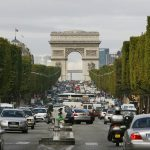Old diesel cars banned from Paris from July 1st