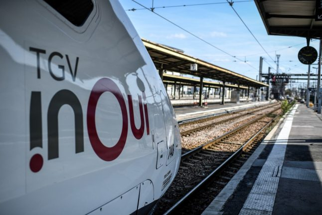 Train tickets in France to be sold in tabacs