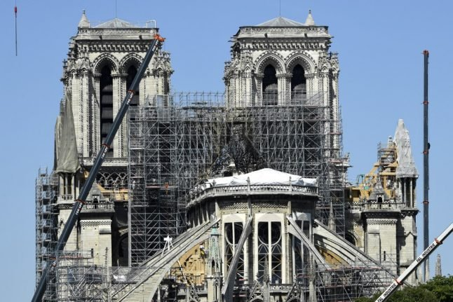 Modern v traditional: Final decision due on Notre Dame reconstruction