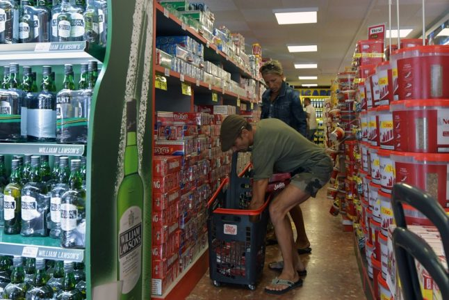 Do you know the limits for bringing alcohol and tobacco into France?