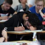 French baccalaureat exam blighted by cheating and strikes