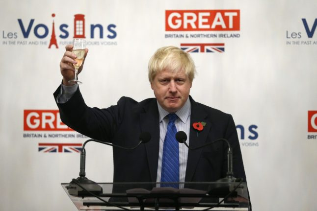 'A giant liar with a mop of hair': What the French think of Boris Johnson