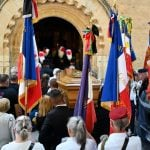 Locals mourn the French mayor killed while trying to stop illegal dumping