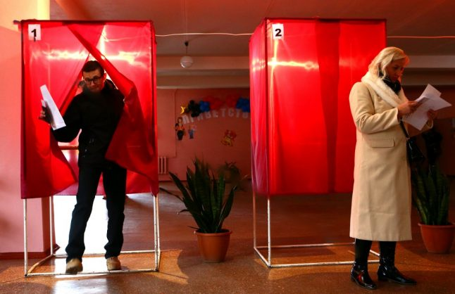French researcher was able to hack into Russian vote counting machines in just 20 minutes