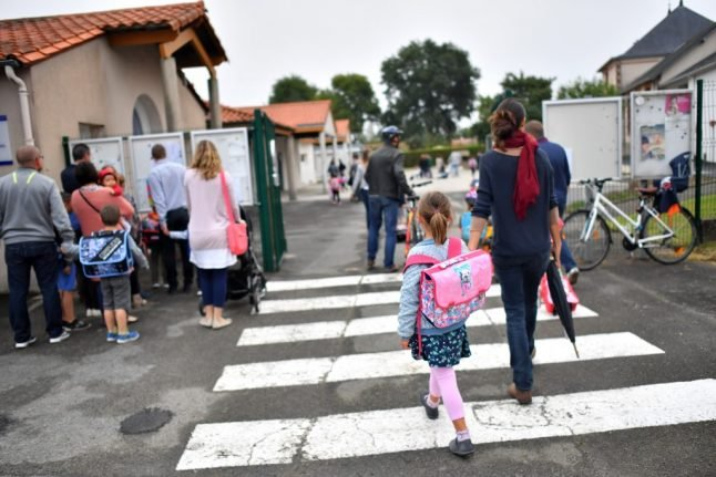 How you could get help to cover back to school expenses in France