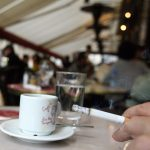 Is smoking on French café terraces becoming an endangered habit?