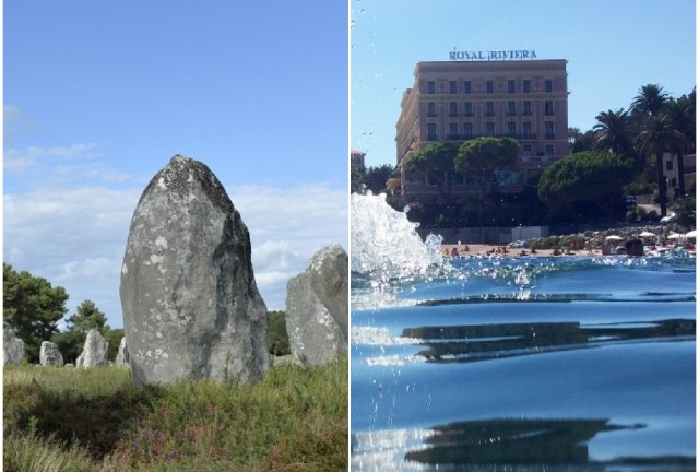 Daily dilemmas: Holidays in Brittany or the Côte d'Azur?