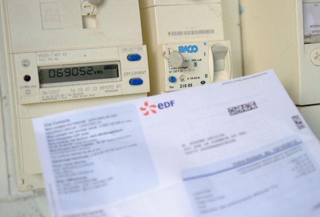 France's state energy firm fined €1.8m - for not paying its bills on time