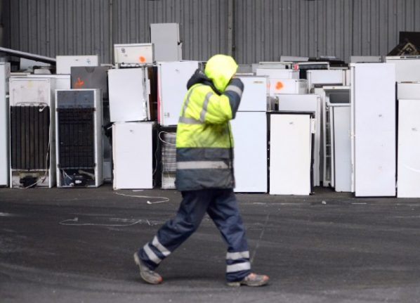 What you need to know before going to a French recycling centre