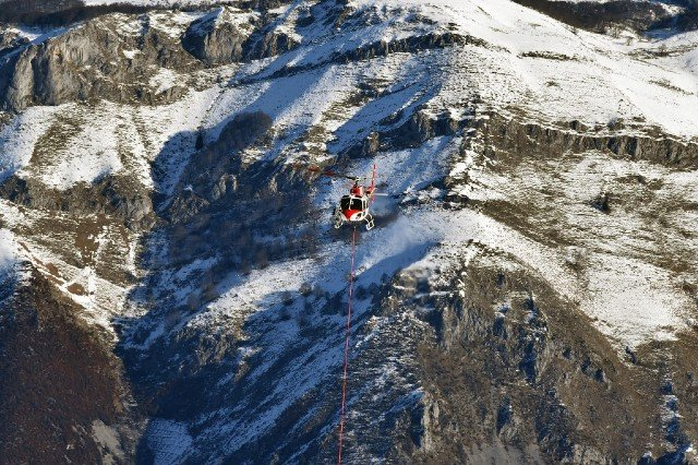 Miraculous survival of Spanish hiker lost for two days in storm on French mountains