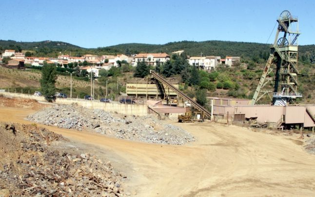 Fears that world's biggest arsenic mine is leaking into French countryside
