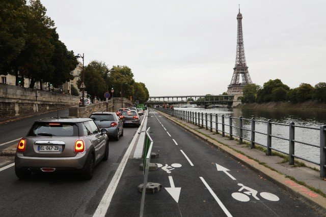In numbers: How Paris is getting rid of cars