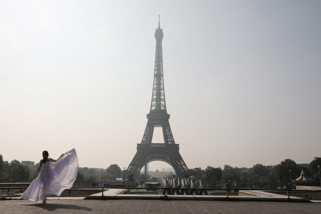 The Frenchman sailing to find the imaginary roots of the Eiffel Tower