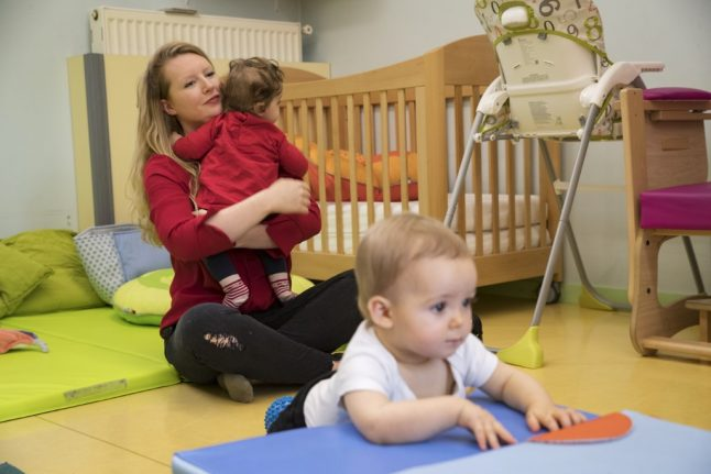 Childcare in France: What are the options and how do you sign up