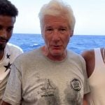 Rescue ship plucks 85 from the sea as Richard Gere shines light on migrant plight