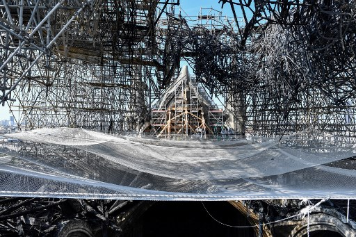 Notre Dame restoration work set to resume later this month