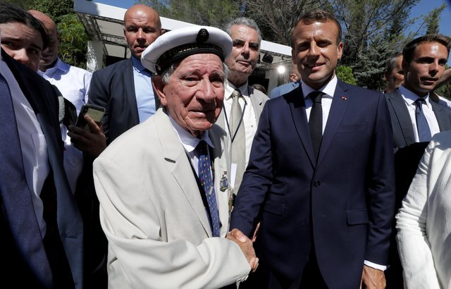 In Pictures: France pays tribute to 'the other D-Day' soldiers