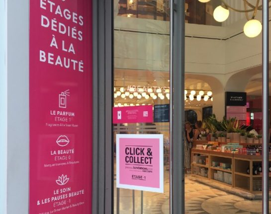 France's culture minister hits out at advertisers – for using too much English