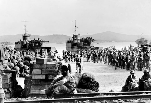 France marks 75 years since 'the other D Day' began