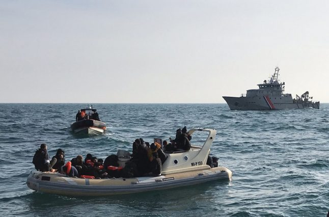 UK intercepts 86 migrants crossing Channel from France in just one day