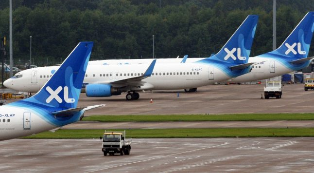 Second French airline faces collapse as all flights grounded
