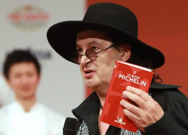 French chef sues Michelin over claims he used Cheddar cheese in soufflé