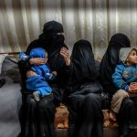 French families sue government over children of jihadists stuck in Syria