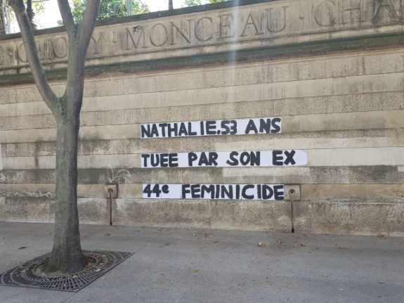 Domestic violence: The 10 things France will do to stop women being murdered