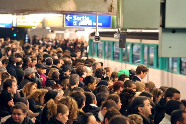 Metro chaos: What you need to know about Paris public transport strikes on Friday