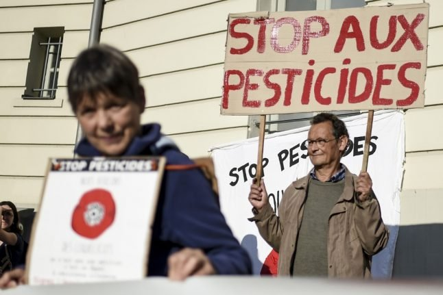 Five French cities ban synthetic pesticides as anti-chemical movement grows