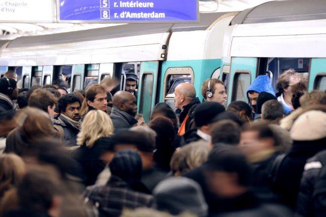 'Black Friday' warning over major strikes on Paris Metro and bus networks