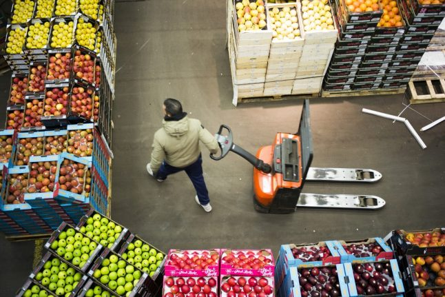 Bracing for Brexit: French food companies fear cost of 'no deal'