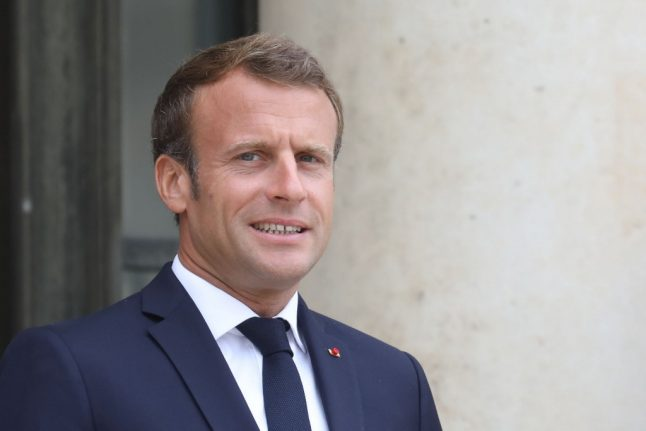 France's Macron wants to take a tougher stand on immigration