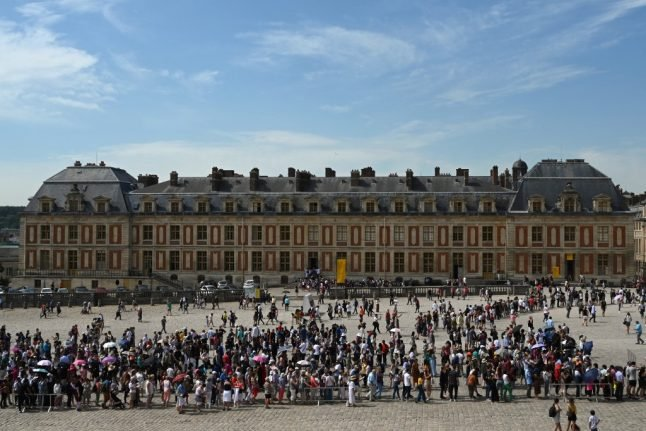This is why almost half of the French find tourists annoying