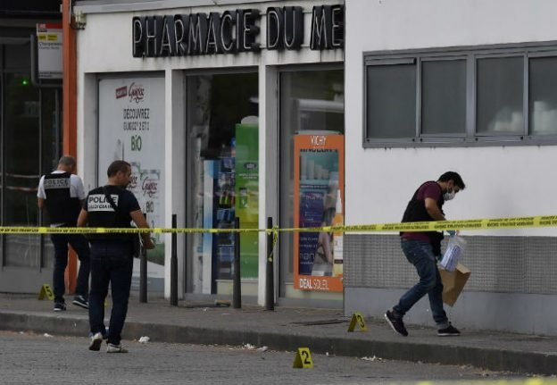 One dead  in Lyon after 'frenzied' knife and skewer rampage