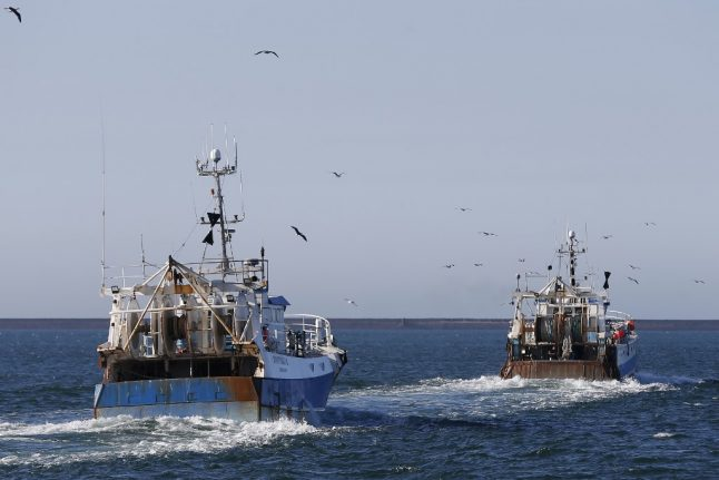 'It's a war of nerves': Brexit threat looms over French fishing fleet