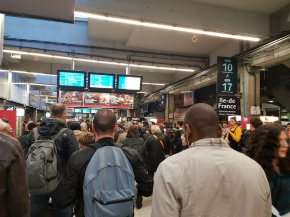 All France's OUIGO trains cancelled on Saturday due to strike