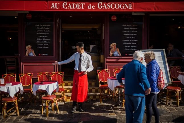 Terraces to tipping: The etiquette for visiting a French café
