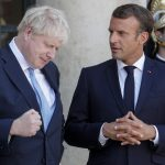 'It's up to UK': Macron says Brexit is Britain's domestic crisis not Europe's