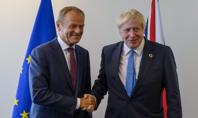 EU agrees to three-month Brexit 'flextension'