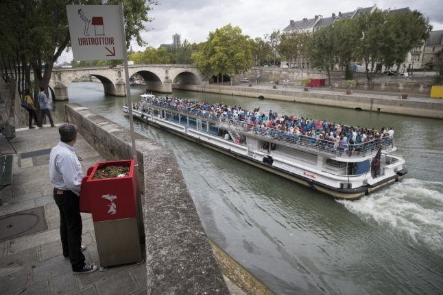Why the stench of pee may never leave Paris