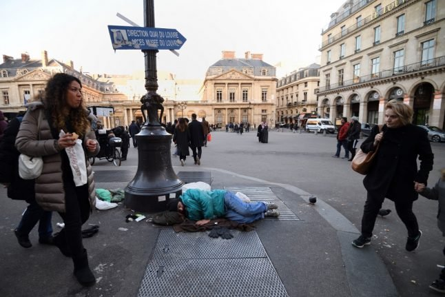 The shocking stats that reveal the increasing number of homeless people dying in France