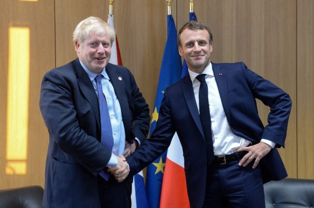 ANALYSIS: So just what is going on with the French and a Brexit extension?