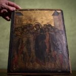 Rare Italian masterpiece found in French kitchen expected to sell for €6 million