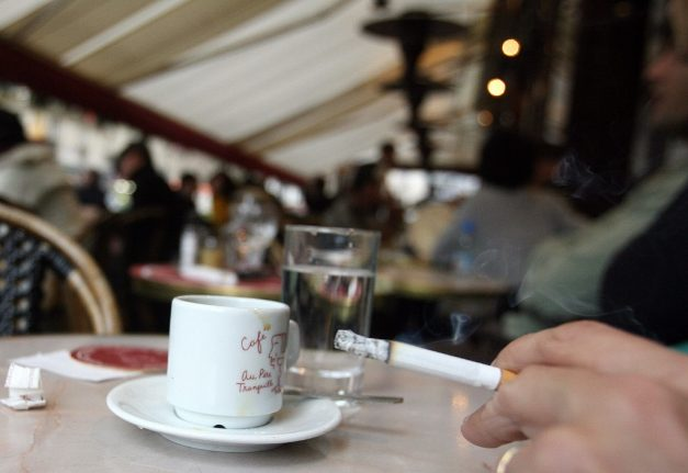 MAP: The places in France where people smoke the most