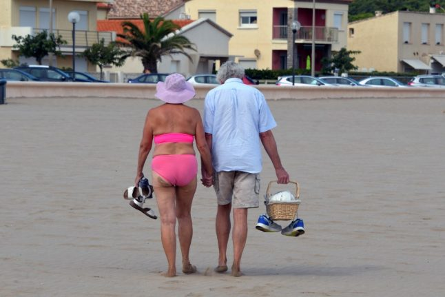 People in France live longer and healthier lives, new study shows