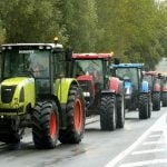 French farmers hold another day of protest across the country