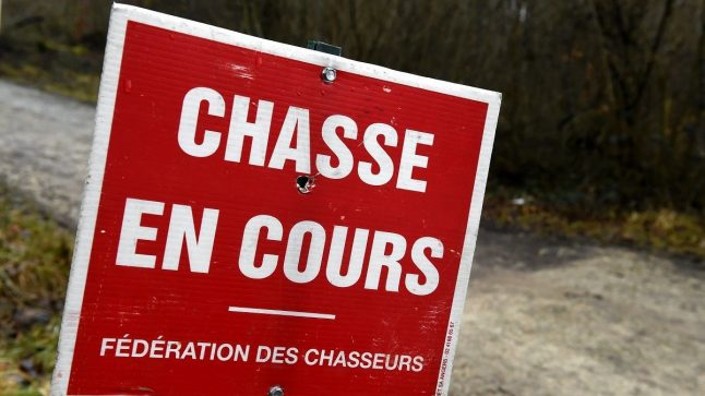 French hunting season kicks off with hunter shooting car in botched hare chase