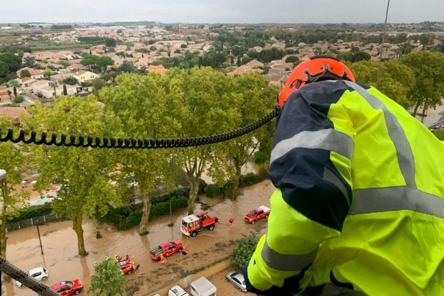 British woman among those who died in flooding in southern France